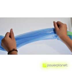 Jaqueta impermeável Azul Rockbros - Item4
