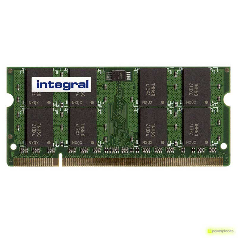Integral 2GB, DDR2, 667MHz, CL5, SODIMM