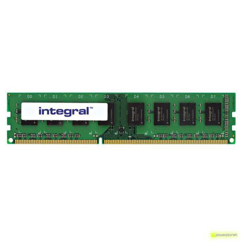 Integral 2GB, DDR2, 667MHz, CL5, DIMM - Item