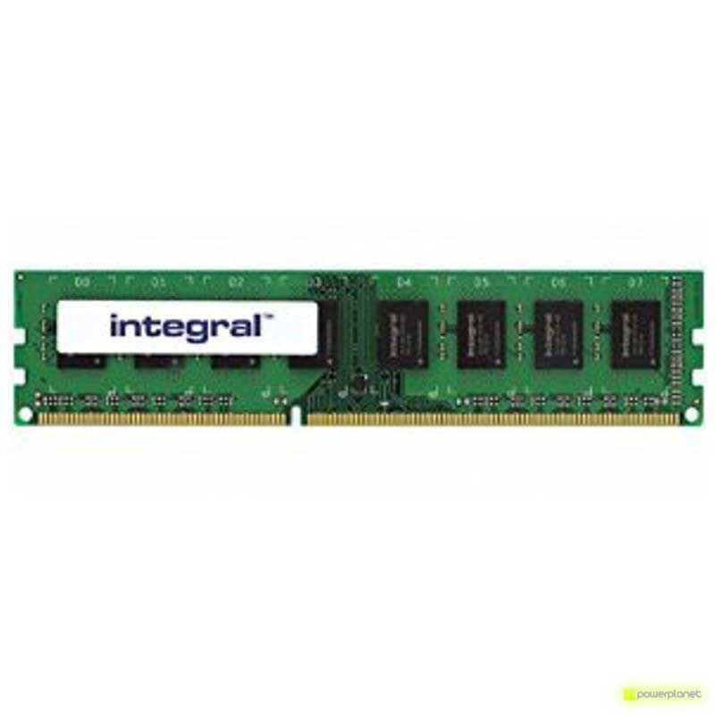 Integral 4GB, DDR3, 1333MHz, CL9, DIMM - Ítem