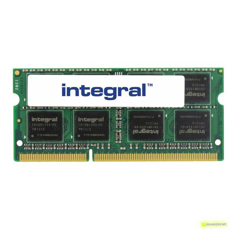Integral 8GB DDR3 1333MHz DIMM