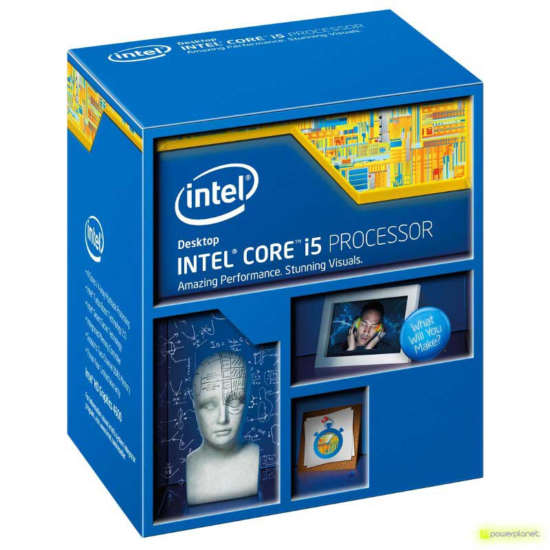 Intel Core i5-4670K - Ítem