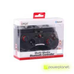Mando Multimedia por Bluetooth ÍPEGA 9025 - Ítem2