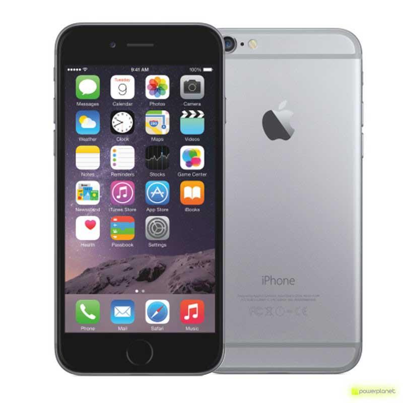 iPhone 6 64GB Gris Como Nuevo