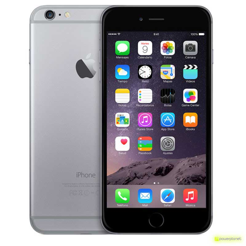 iPhone 6 Plus 64GB Gris Como Nuevo