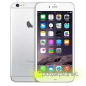 iPhone 6 Plus 16GB Plata - Clase A Reacondicionado