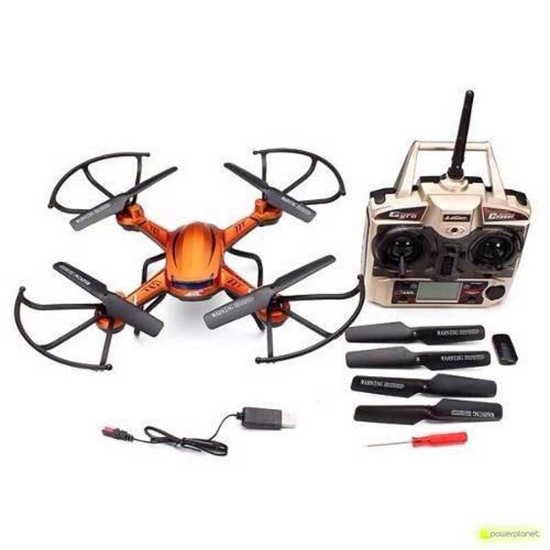 QuadCopter JJRC H12C - Item3