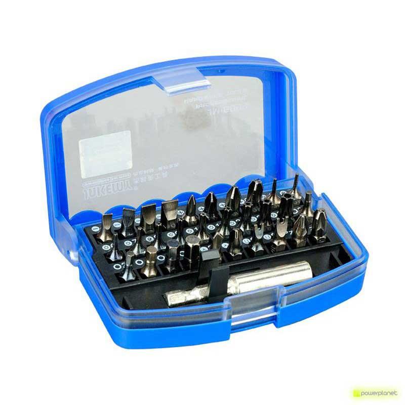 Jakemy JM-6099 31in1 Mini Professional Hardware Tool