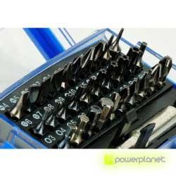 Jakemy JM-6099 31in1 Mini Professional Hardware Tool - Item1