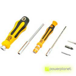 Jakemy JM-6109 72in1 Professional Hardware Tool Set - Item3