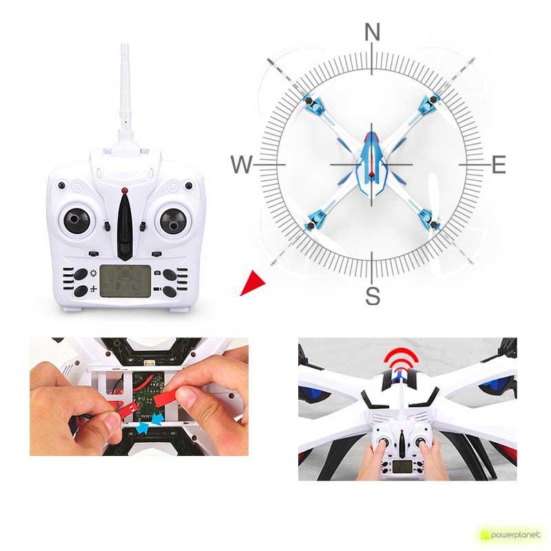Drone JJRC Tarantula X6 - Ítem5
