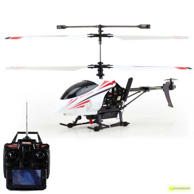 Helicoptero Radio Control Con Android y Video