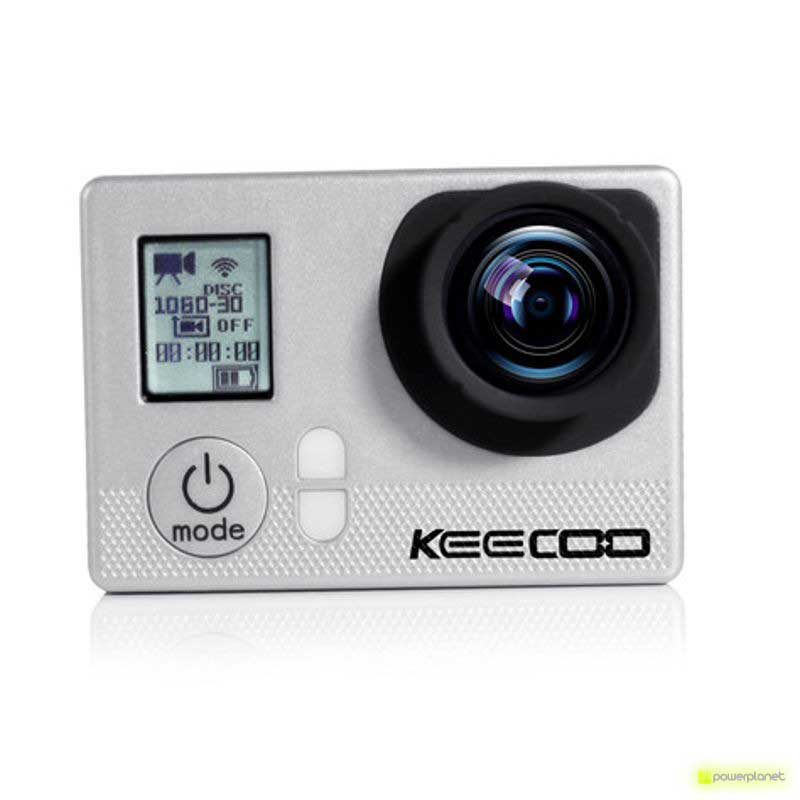 Sport Camera Keecoo Wifi - Item
