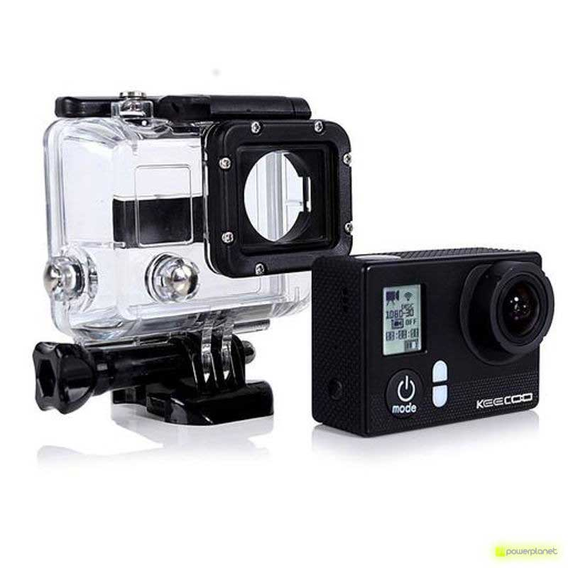 Sport Camera Keecoo Wifi - Item1