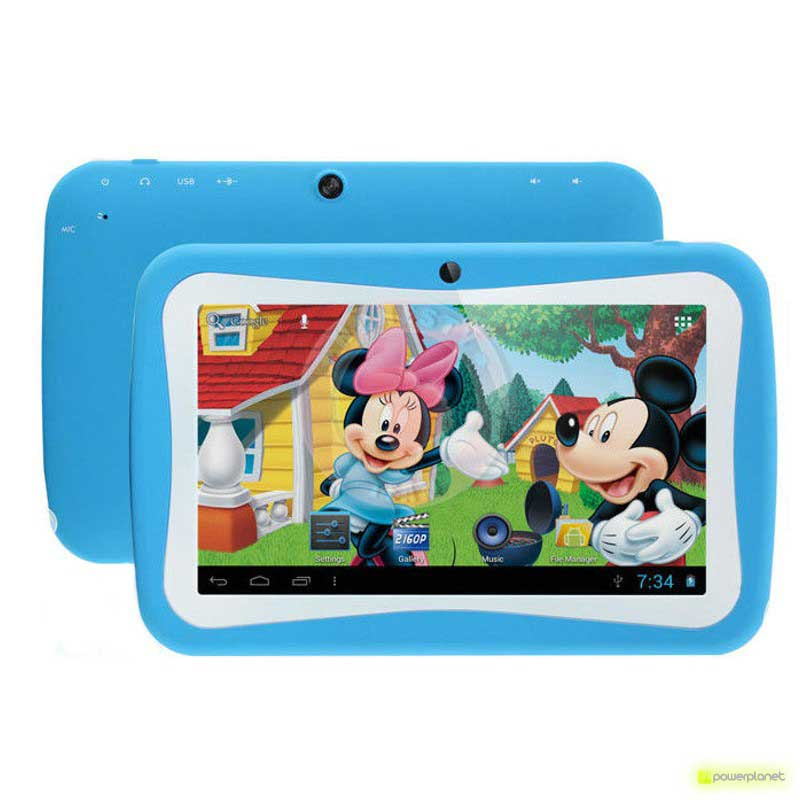 Kids Tablet M755E5 8GB - Item