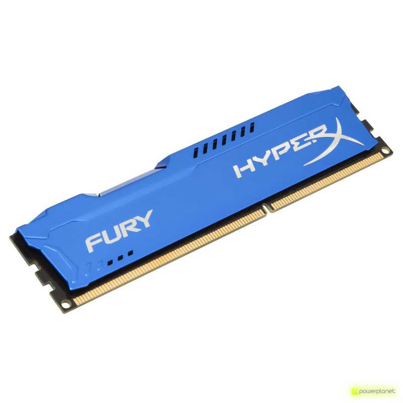 Kingston Technology HyperX Fury Memory Blue 4GB 1600MHz DDR3