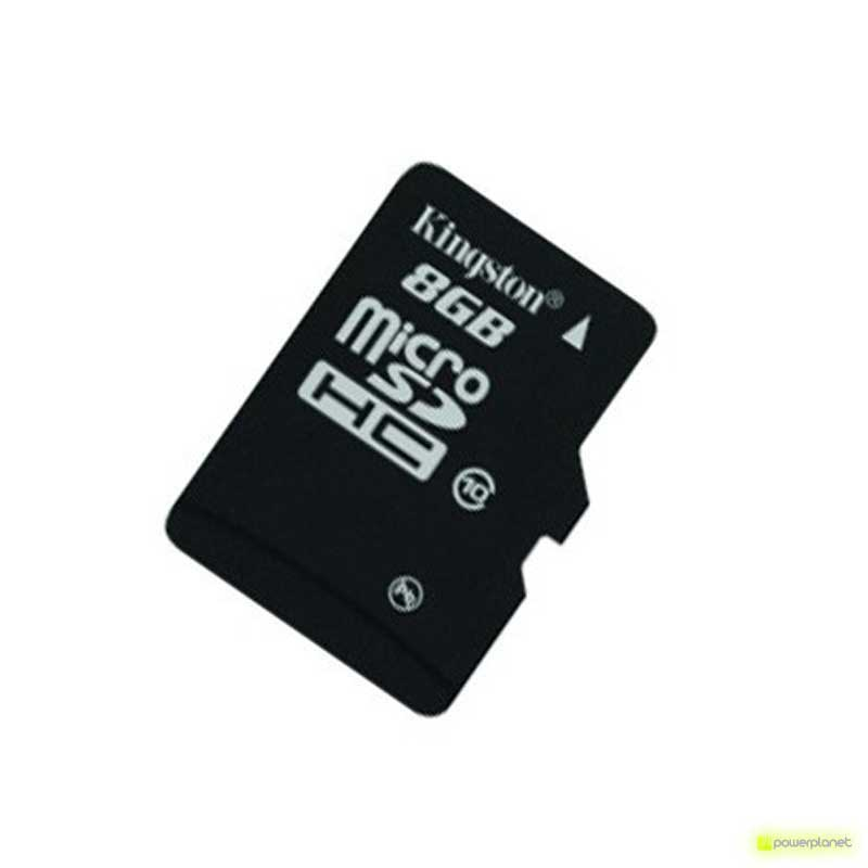 Kingston Technology 8GB microSDHC - Item