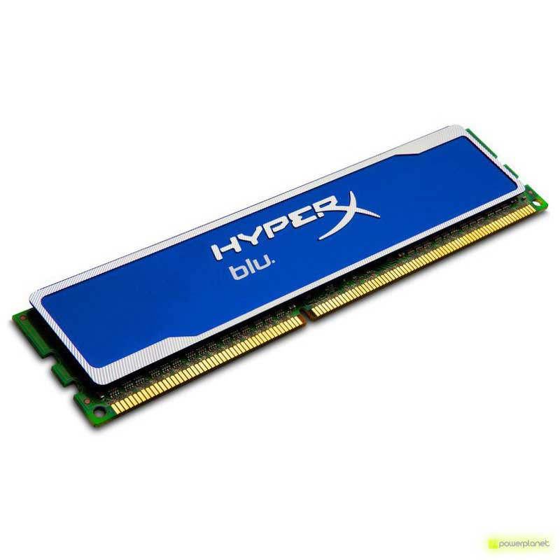 Kingston Technology HyperX blu 4GB DDR3-1600MHz Module