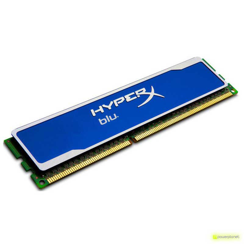 Kingston Technology HyperX blu 8GB DDR3-1600MHz Module