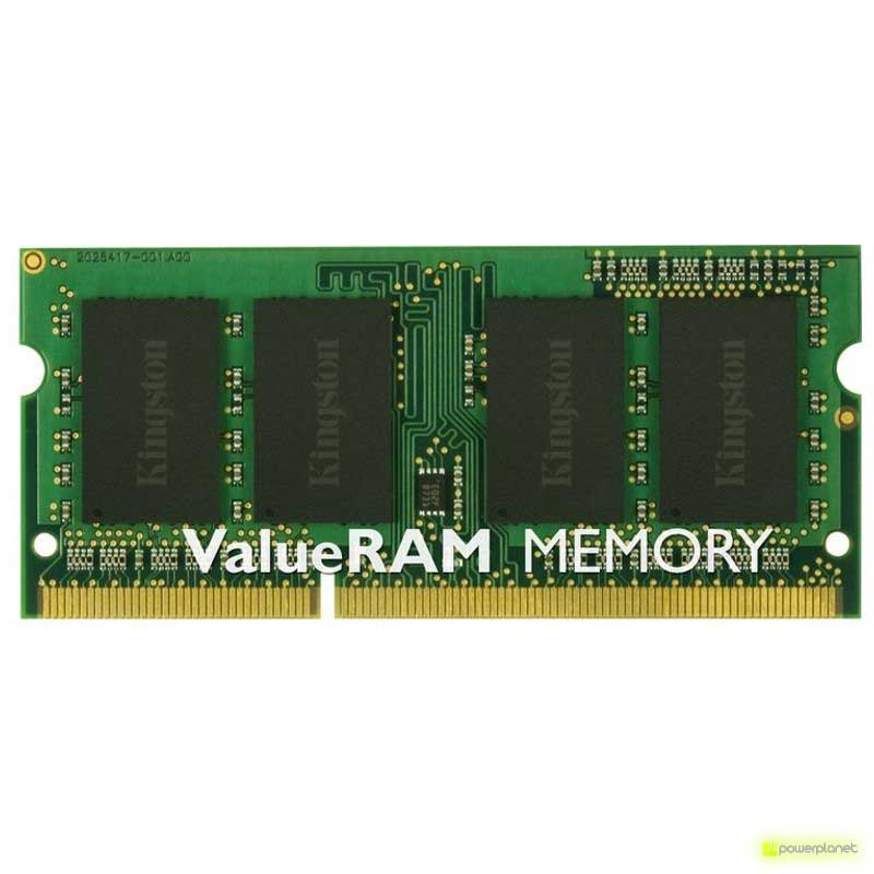 Kingston Technology ValueRAM 8GB DDR3 1333MHz Module