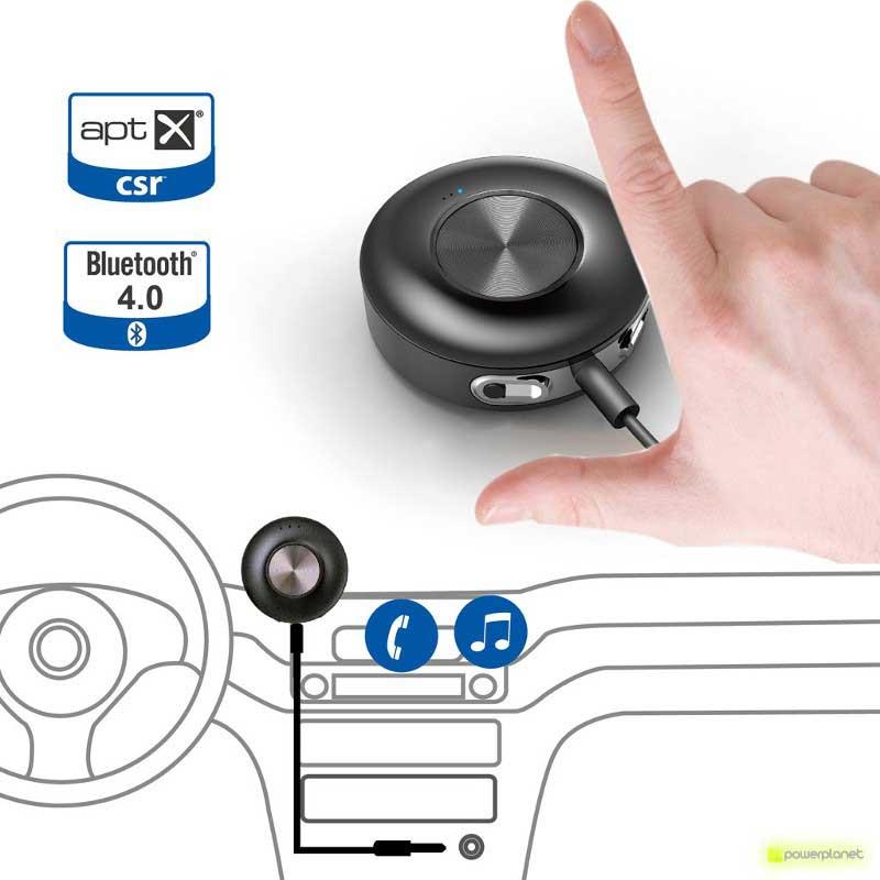 Cara II - Kit Bluetooth carro música avantree - Item1