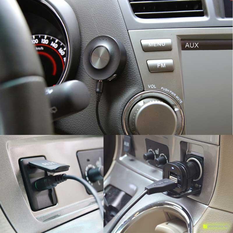 Cara II - Kit Bluetooth carro música avantree - Item4