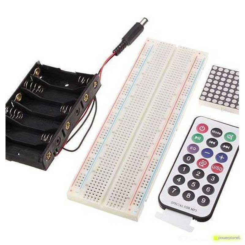 Kit básico de aprendizaje Arduino - Ítem5