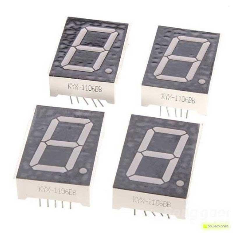 Kit DIY Reloj LED 4 Dígitos - Ítem2