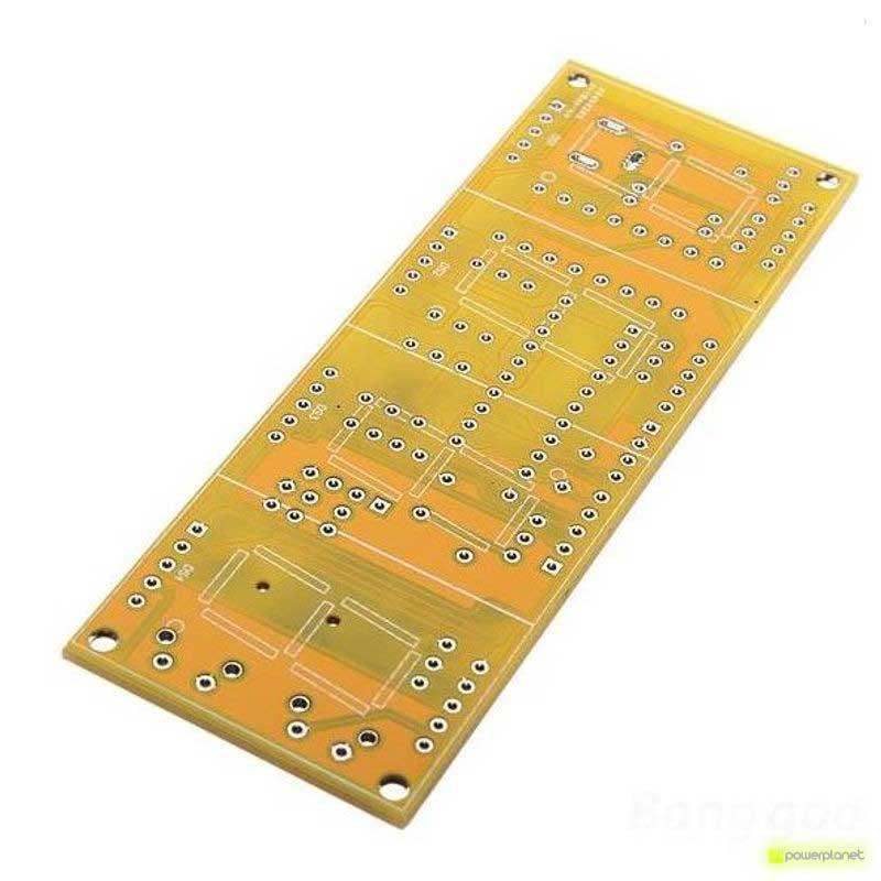 Kit DIY relógio LED 4 Dígitos - Item3