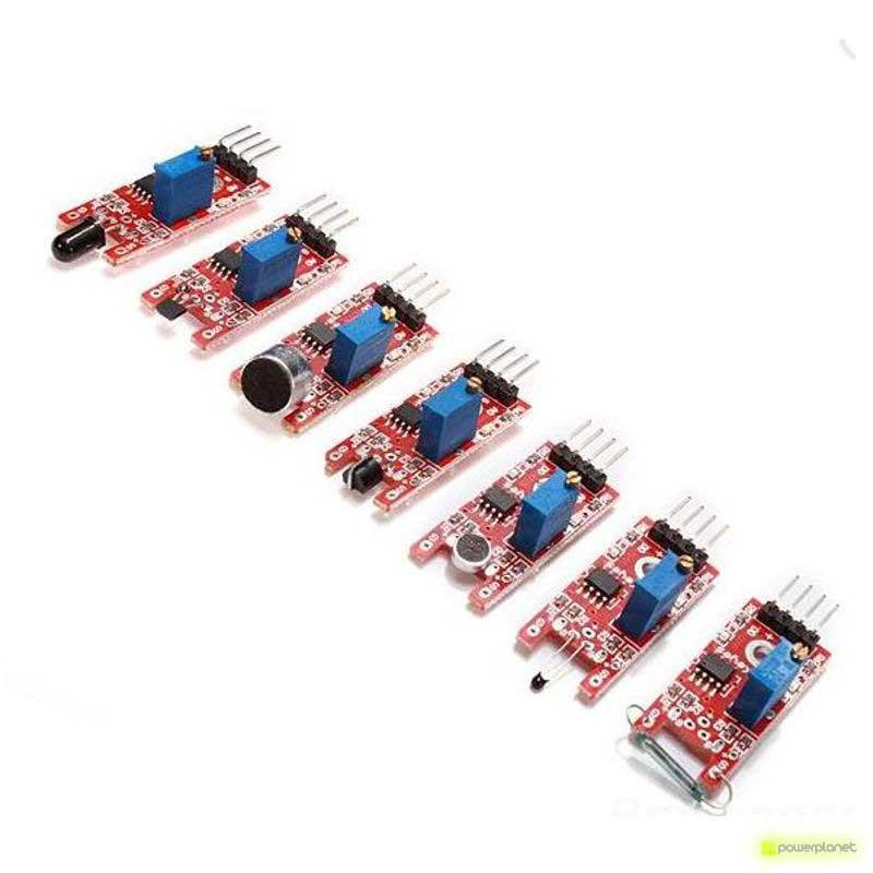 Kit 37 sensores en 1 para Arduino - Item1