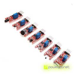 Kit 37 sensores en 1 para Arduino - Ítem1