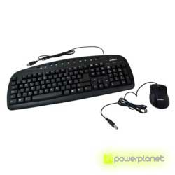 Teclado + Raton B-MOVE Double Touch - Ítem2