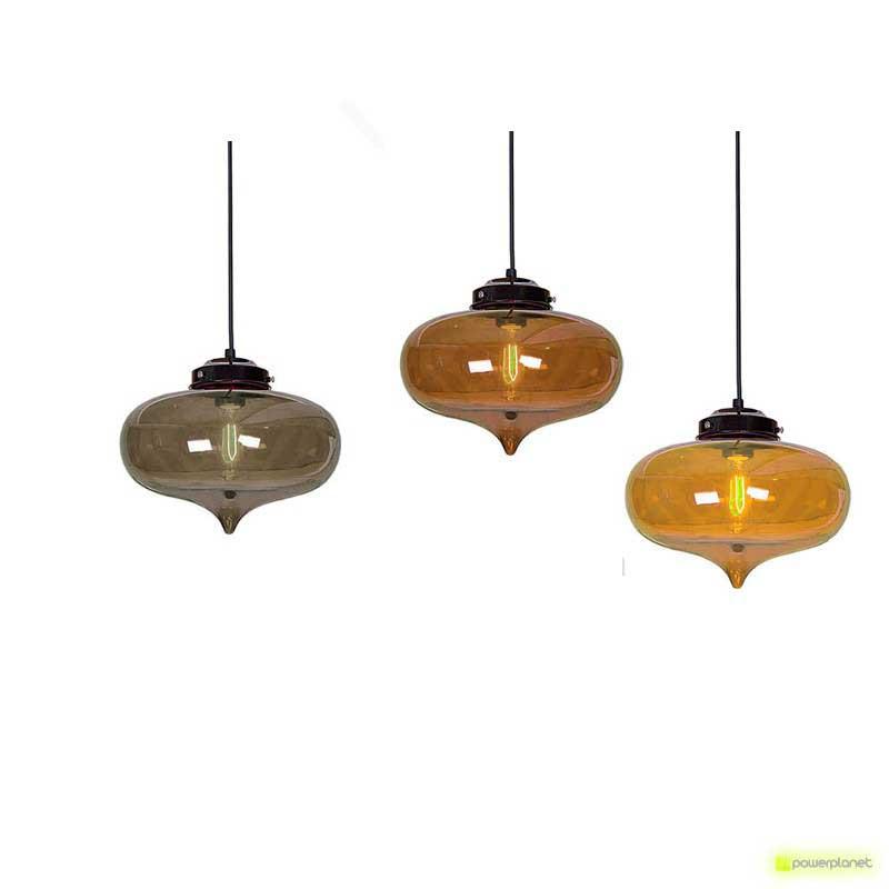 Lámpara Colgante Vintage Edison
