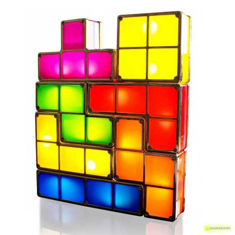 Tetris Lamp - Item1