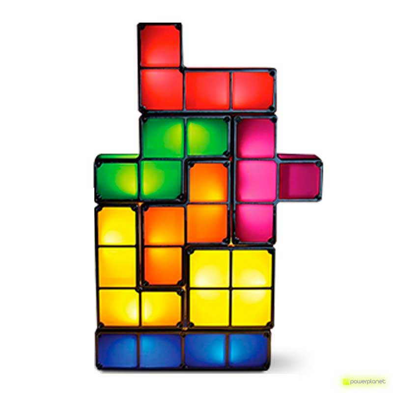 Tetris Lamp - Item