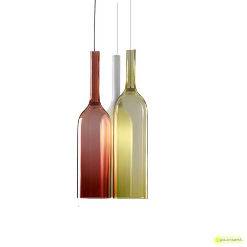 Type Bottle Pendant Lamp Color