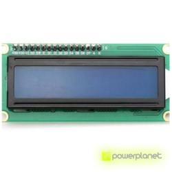 Pantalla LCD 1602 con retroiluminación para Arduino - Ítem1
