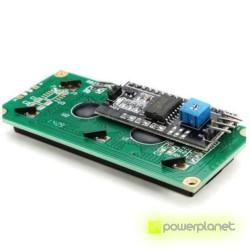 Pantalla LCD 1602 con retroiluminación para Arduino - Ítem2