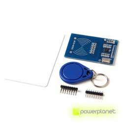 RC522 + RFID cartão IC módulo S50 Para Arduino - Item1