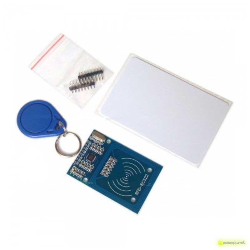 RC522 + RFID cartão IC módulo S50 Para Arduino