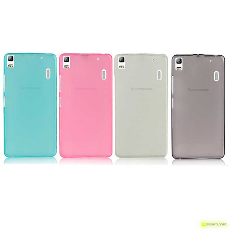 Silicone Case Lenovo K3 Note - Item