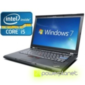 LAPTOP LENOVO T510 i5-M520
