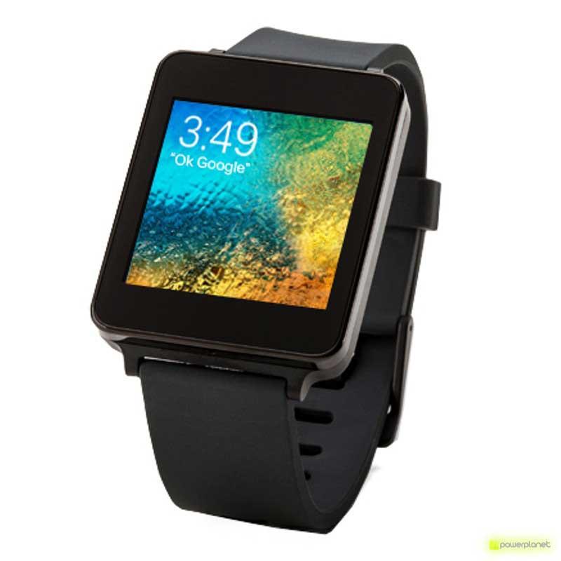 comprar smartwatch LG W100 - Item3