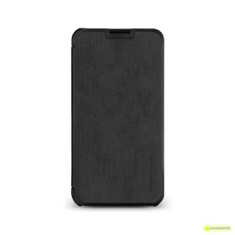 Funda tipo libro Energy Phone Colors Negro - Ítem2