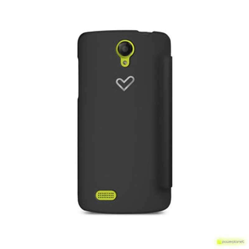 Caso Tipo Livro Energy Phone Max - Item1