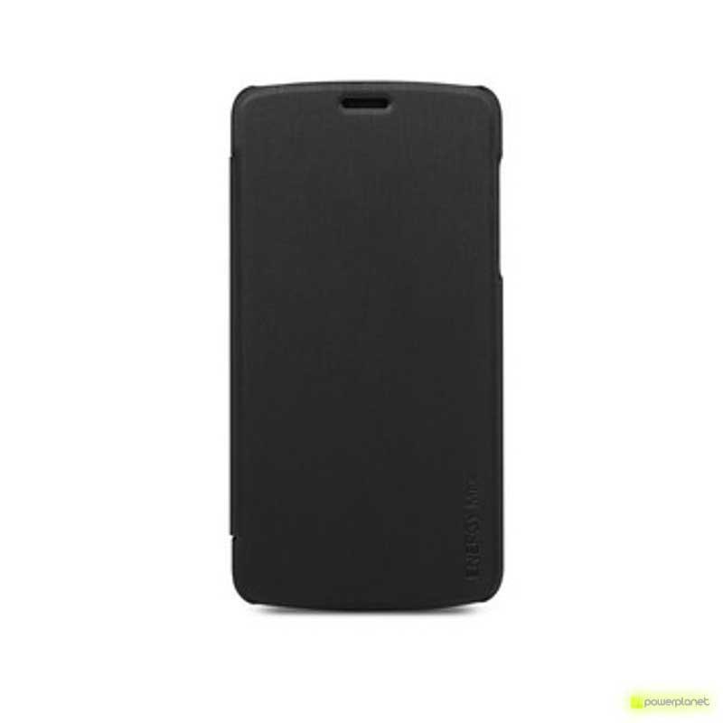 Caso Tipo Livro Energy Phone Max - Item2