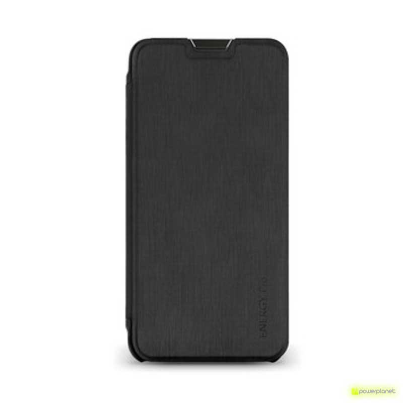 Funda Tipo Libro Energy Phone Pro/ Pro Qi Negro - Ítem2
