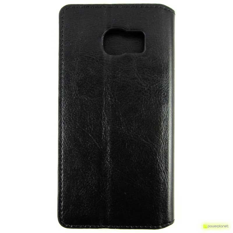 Tampa Tipo Livro Samsung Galaxy S6 Edge