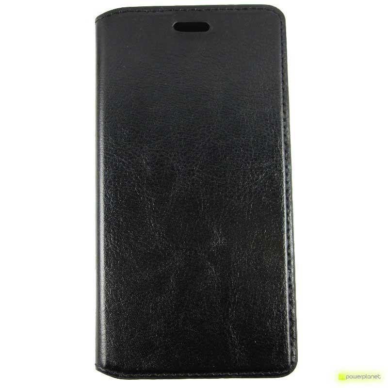 Tampa Tipo Livro Samsung Galaxy S6 Edge - Item1