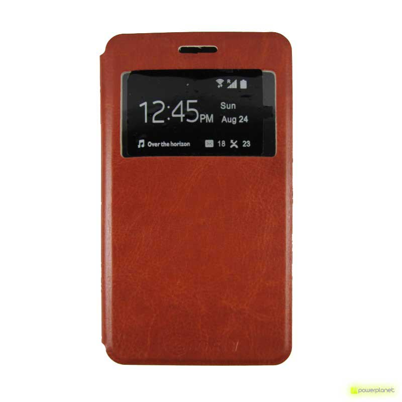 Flip Cover Sony Xperia E4 - Item